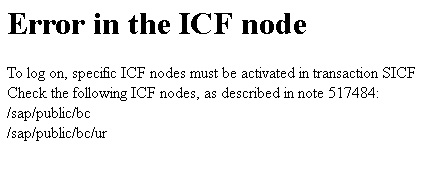 error-in-icf-node